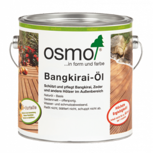 OSMO 016 Bangkirai ciemny olej do tarasów 2,5l
