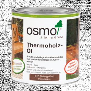 OSMO 010 Termodrewno naturalnie stonowany olej do tarasów 0,75l