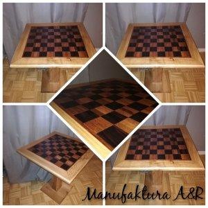 Stół szachownica