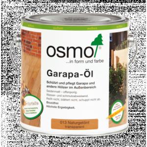 OSMO 013 Garapa naturalnie stonowany olej do tarasów 25l