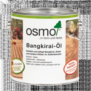 OSMO 016 Bangkirai ciemny olej do tarasów 25l