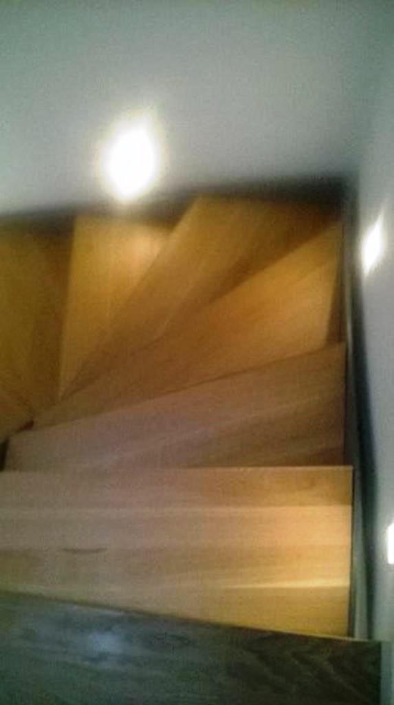 Trep dębowy lity drewniany kl.I 20x320x1000mm
