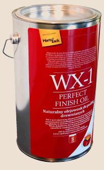 HartzLack WX-1 Perfect Finish Oil 5l