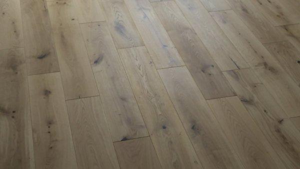 Deska warstwowa dąb rustic olejowana 14x135x1000-1360mm
