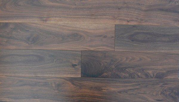 Orzech Północno-Amerykański deska warstwowa  lakierowana  kl.AB 14x125x400-1200m