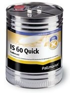 Pallmann IS 60 Quick półmat 5l