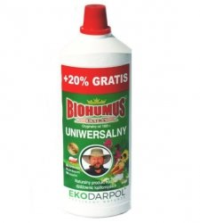 BIOHUMUS EXTRA UNIWERSALNY nawóz 1L+20% GRATIS!!!