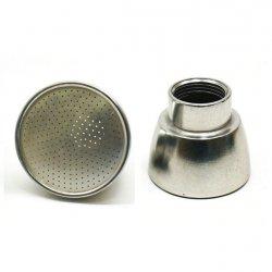 Sitko do zraszania metalowe BRADAS otwory 0,7mm