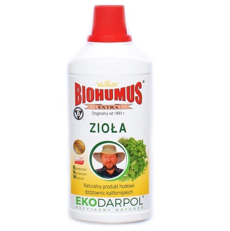 Biohumus Extra Zioła