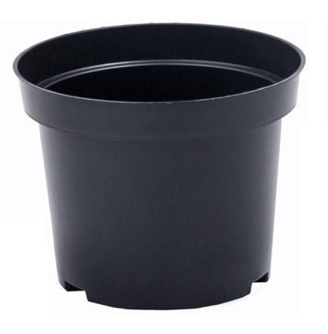 Doniczki produkcyjne okrągłe czarne 17cm 2L 100szt.