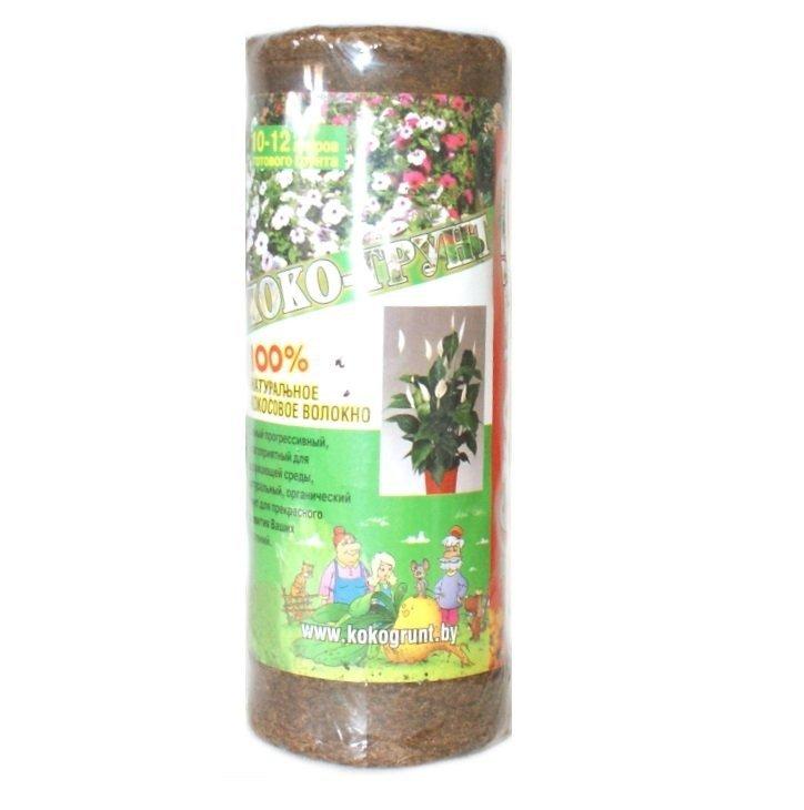 Podłoże kokosowe włókno COCO-GRUNT dyski wersja rosyjska