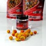 Adder Carp AVID kulki haczykowe 16-20mm Brzoskwinia & Ananas