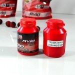 Adder Carp AVID DIP 120ml Truskawka Strawberry