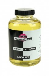 Warmuz Baits Liquid Squid Octopus 500ml
