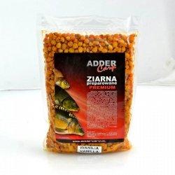 Adder Carp Ziarna preparowane Premium Kukurydza Hot Chilly&Robin Red
