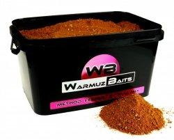 Warmuz Baits Method Feeder PVA Mix Brzoskwinia 3kg