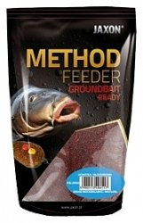 Jaxon Zanęta Method Feeder Ready 750g Czosnek