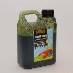 Meus Challange Liquid Food Green Shot 1l