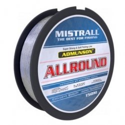 Żyłka Mistrall ADMUNSON ALLROUND 0.20mm 150m 5,90kg