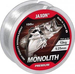 JAXON Żyłka Monolith Premium 0,25mm 150m Japan
