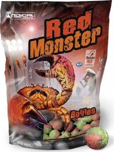 Radical Kulki Zanętowe 16mm 1kg Red Monster