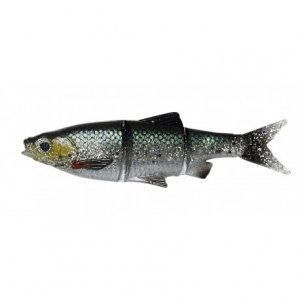 Savage Gear LB Roach Swim&Jerk 10cm 10g Green Silver