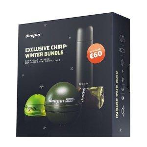 DEEPER CHIRP + ECHOSONDA SONAR SMART Z WIFI I GPS
