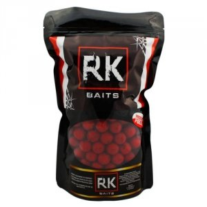 Kulki RK Baits Economy 18mm 1kg Strawberry