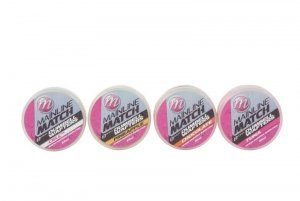Mainline Match Dumbell Wafters 8mm - White CellTM