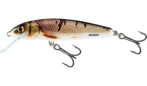 Salmo Wobler Minnow 7cm/8g Wounded Dace Tonące