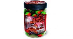 Radical Quantum Kulki Pop up Neon Red Monster
