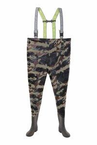 Fisharp Spodniobuty wędkarskie roz. 45 Moro