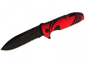 Mistrall Nóż wielofunkcyjny Red AM-6005120