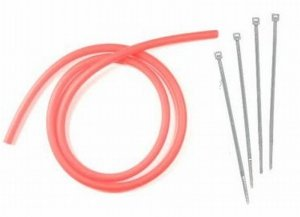 Stonfo zapasowa guma do procy r. 6 - 5/2,5mm