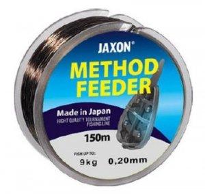 Jaxon Żyłka METHOD FEEDER  0,25mm 150m