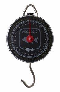 Prologic Waga Specimen/Dial Scale 60lbs 27kg