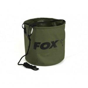 Fox Wiadro Składane Collapsible Water Bucket
