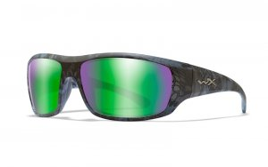 Wiley X Okulary WX OMEGA KRYPTEX Emerald Mirror ACOME12