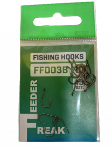 Feeder Freak Haczyki FF003B Nr 6 / 15szt
