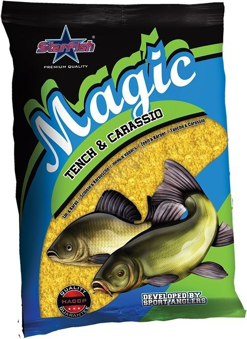 StarFish Zanęta Magic 2,5kg Black Magic