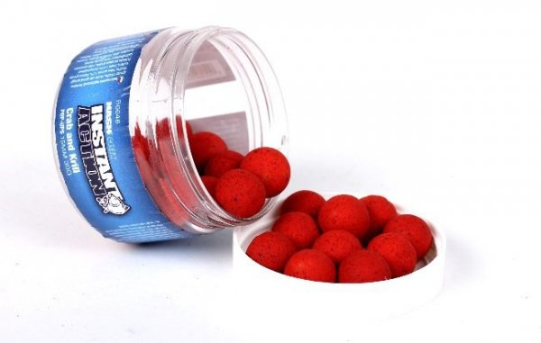 Nash INSTANT ACTION POP-UP 10mm 30g - Crab and krill