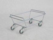 Wózek pod koszyki sklepowe 22 l - 44 x 30 x 20 cm