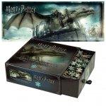 Harry Potter - Puzzle 1000 el. ucieczka z Banku Gringotta
