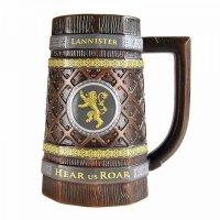 Gra o Tron - Kufel ceramiczny Lannister