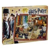 Harry Potter - puzzle 1000 el. Hogwart