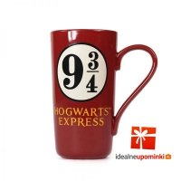 Harry Potter - Kubek Latte-Macchiato Peron 9 i 3/4