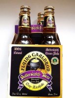 Zestaw 4 pak Kremowe piwo Butterscotch Beer Harry Potter