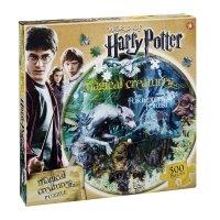 Harry Potter - puzzle 500 el. Magiczne Stworzenia