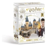 Harry Potter - Puzzle 3D zamek Hogwart 197 el.