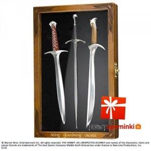 Hobbit - Zestaw noży do papieru / listów - Miecze